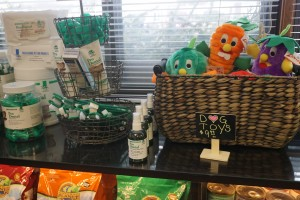 Dental Care & Stuffed Toys