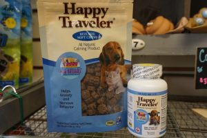 Happy Traveler Calming