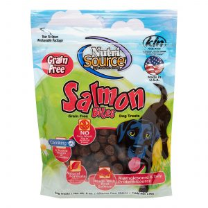 Nutri Source Salmon Bites