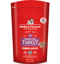 Stella & Chewy's Frozen Turkey