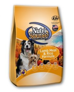 Nutri Source Lamb Meal & Rice